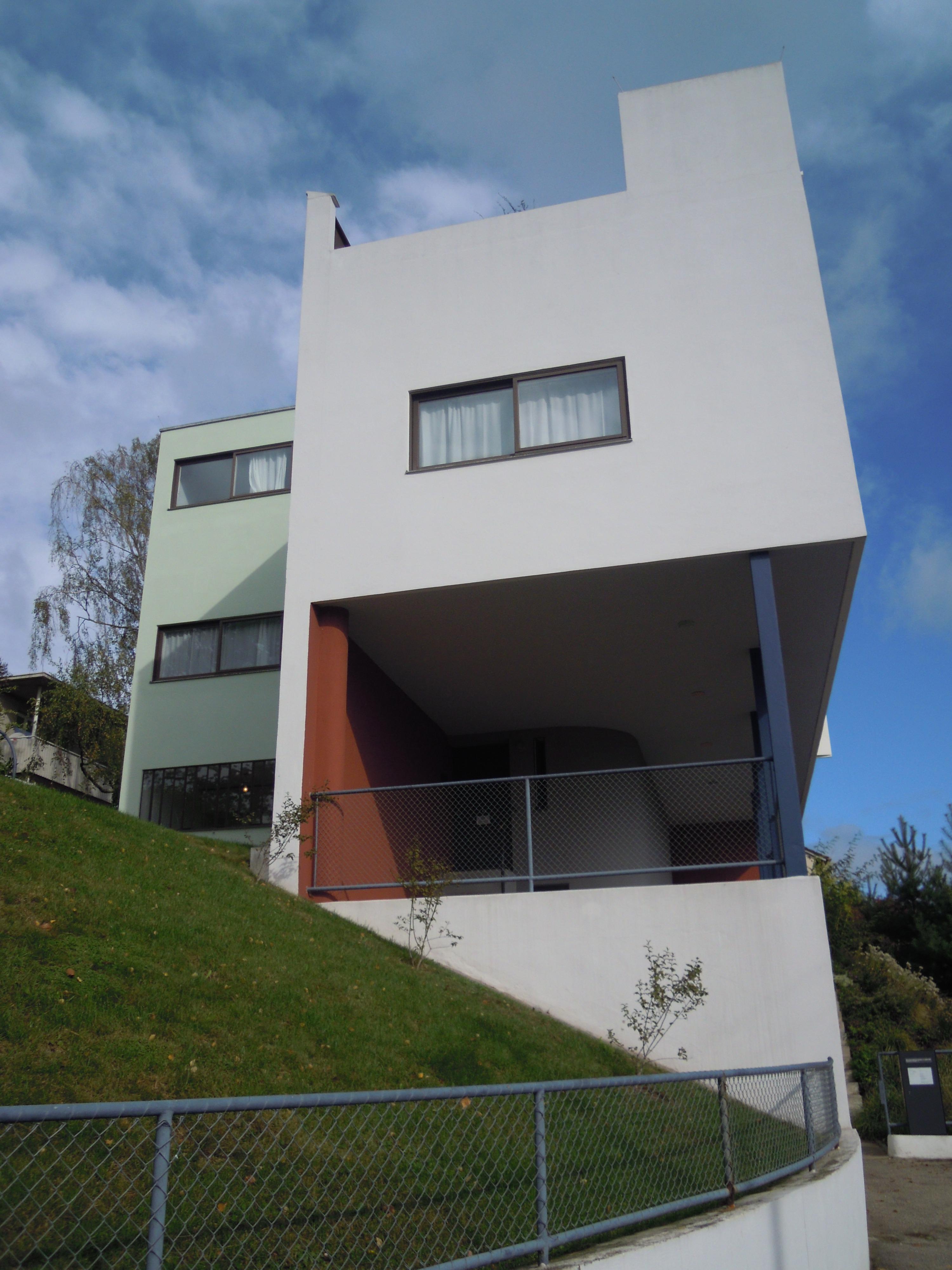 Kunst-Themenkurse -Le Corbusier Haus